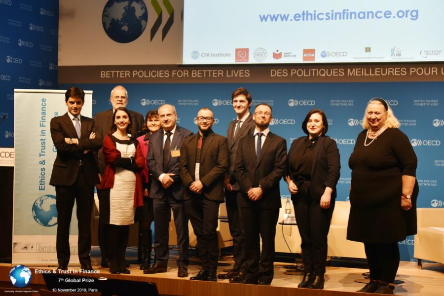 Award Ceremony187_winners+Prix linguistiques