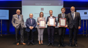 Award Ceremony of the 7th Polish edition